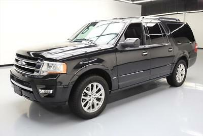 2015 Ford Expedition  2015 FORD EXPEDITION EL LTD ECOBOOST SUNROOF NAV 53K MI #F15123 Texas Direct