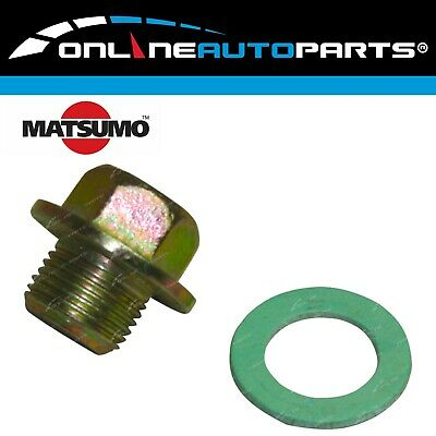 New *OEM Quality* Sump//Drain Plug For Holden Astra Ts 1.8l Z18xe.