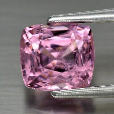 1.16ct 6x5.4mm Antique-Cut Natural Pink Spinel, M'GOK