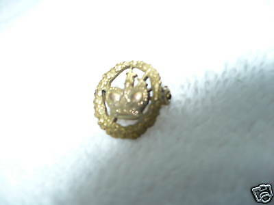 51A- Vintage   Masonic Gold Filled Pin