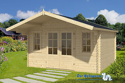 28 mm gartenhaus holzhaus holz schweden 12 blockhaus 3x2m ger tehaus schuppen eur 999 00. Black Bedroom Furniture Sets. Home Design Ideas