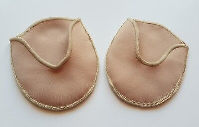 Pointe Shoe Pads UK  Ballet Gel Toe Protector Adult size Dance pouch Silicon GEL
