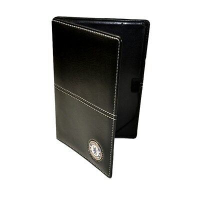 Chelsea Fc Executive Golf Scorecard Holder - Black/white - Official Product