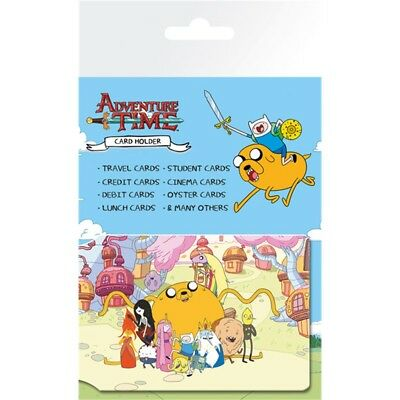 Adventure Time Group Card Holder - Official Gb Eye