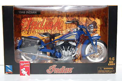 Indian Chief Huge 1/6Th  Model Motorcycle