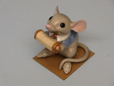 HTF Hagen Renaker Mr New Mouse