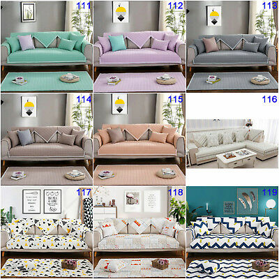 Furniture Sofa Slipcover Lounge Seat Covers Mat Pet Dog Home Decor Couch Pad 1PC