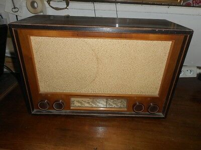 Radio Ancienne Philips N° 3