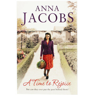 A Time To Rejoice by Anna Jacobs (Paperback), Fiction Books, Brand New