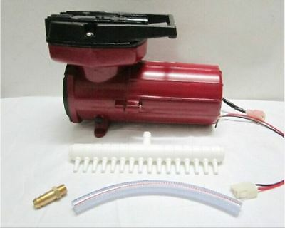 Portable Permanent Air Compressor Pump Inflated DC12V 80L/m For Deep water, etc