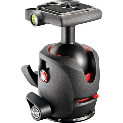 Manfrotto MH055M0-Q2 Magnesium Ball Head with Q2 Quick Release _ Ex DEMO