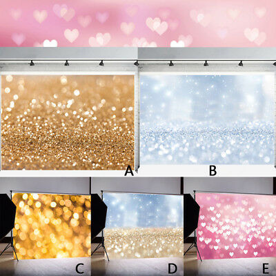 Lover Dreamlike Glitter Haloes Photography Background Studio Props Backdrop F