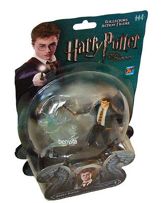 Harry Potter – Harry Potter mit Patronus 10 cm Figur Popco 4+ – Neu