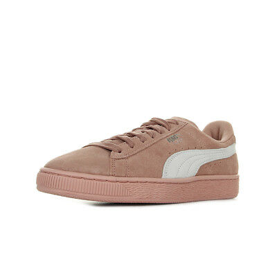 CHAUSSURES BASKETS PUMA femme Suede Classic Satin Wn's