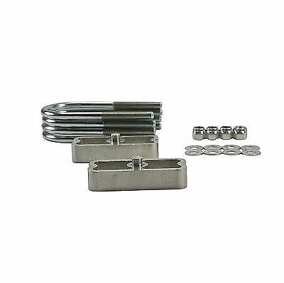"Belltech 6000- Block Kit, Mini/Midsize Pickups w/2.5""- 3"" Wide Leaf Springs"