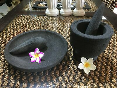 Balinese Mortar and Pestle #1100
