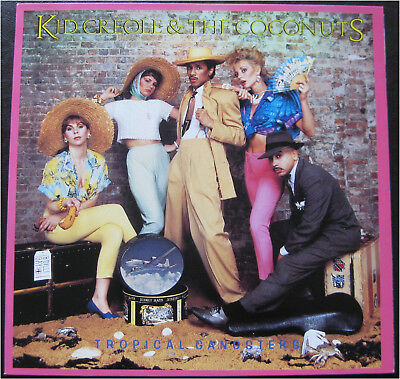Kid Creole % The Coconuts, Tropical Gangsters, VG/VG, Vinyl LP, 7761