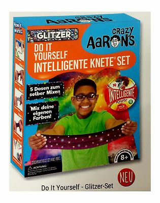 Intelligente Knete Do It Yourself Glitzer Zauberknete