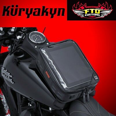 Kuryakyn XKursion® XT Co-Pilot Universal Tank Bag 5294