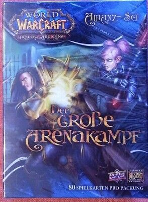 World Of Warcraft - Der Grosse Arenakampf - Allianz-Set - Neu - Ovp