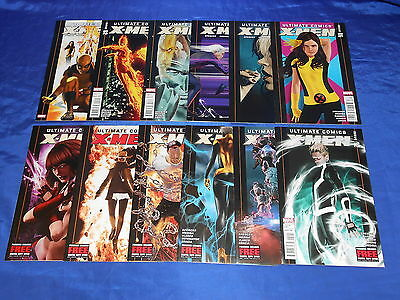 Ultimate Comics: X-Men (2011) #1-#24 + #18.1 First Printing United We Stand NM-
