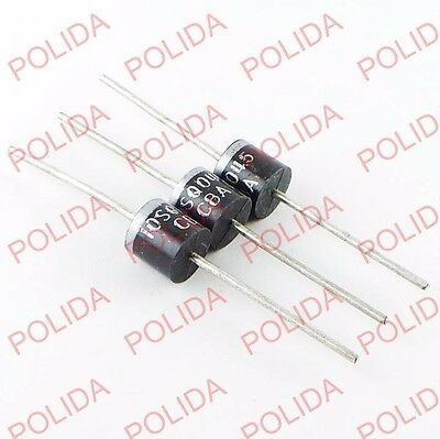 10Pcs Schottky Barrier Rectifiers Hy R-6 10Sq045