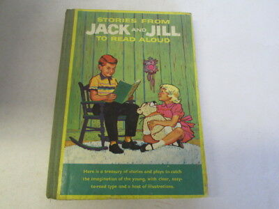 Acceptable - Stories from 'Jack and Jill' to read aloud - Weigle, Oscar 1961-01-