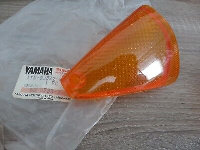 Yamaha Indicator Glass Front Right FJ1200 1TX FLASHER LENS ORIGINAL NEW