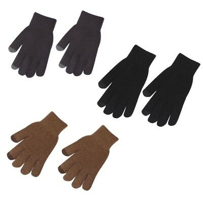 Pop Winter High Quality 1 Pair 3 Colors Magic Winter Themal Glove Stretch Pro