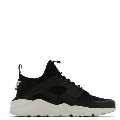 best service 86712 0cbb1 Nike Air Huarache Run Ultra Men s Sneaker Uomo 819685 016 Black White