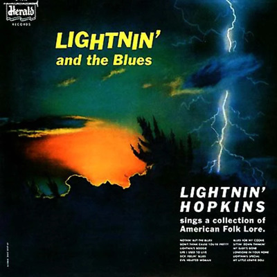 Hopkins, Lightnin - Lightnin And The Blues - Vinyl - New