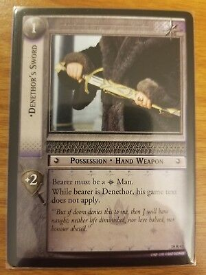 Lord of the Rings TCG Treachery and Deceit 18R32 Not Easily Avoided CCG LOTR