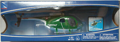 NewRay Agusta Westland NH-500 Corpo Forestale Hubschrauber / Helicopter 1:32 OVP