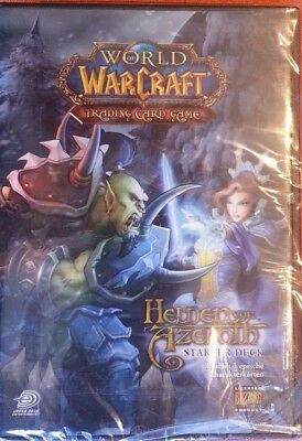 World Of Warcraft - Helden Von Azeroth - Starter Deck - Neu - Ovp