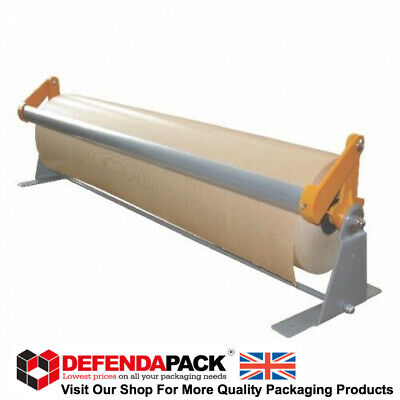 1 x KXPD900 Paper Counter Wall Mounted Table Roll Holder Dispensers 900mm Wide