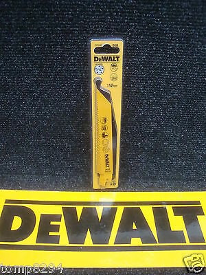 5 x DEWALT DT2345 BI-METAL WOOD CUTTING RECIP SAW BLADES 152MM BOSCH S922VF