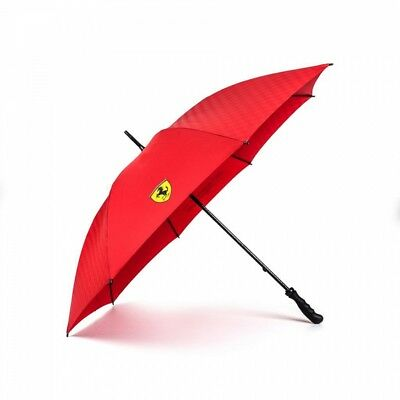 Ferrari Red Golf Umbrella
