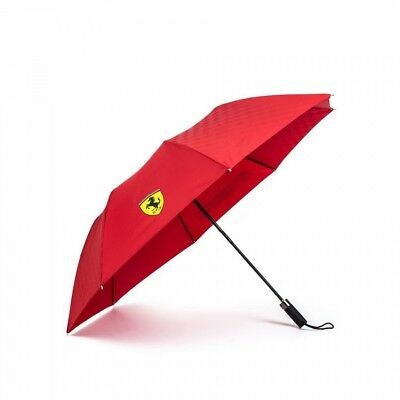 Ferrari Red Travel Umbrella