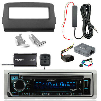 KMRD372BT CD Radio + Kit, Tuner, Handle Bar Controls, Antenna (2014-Up Harley)