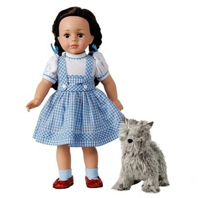 Madame Alexander Wizard of Oz Dorothy Doll 71710 NEW-.Box Distress Never removed