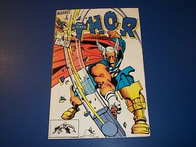The Mighty Thor #337 Bronze Age 1st Beta Ray Bill VF- Beauty Wow