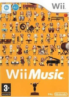 Wii Game Wii Music Music New & Welded