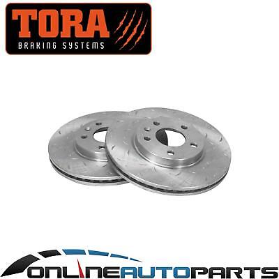Front Brake Pad Disc Rotors Pack For Holden Cruze 276mm