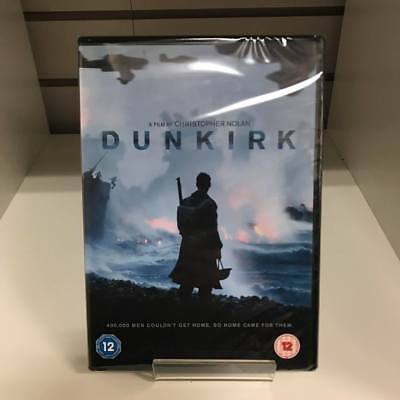 Dunkirk DVD + Digital Download New and Sealed Fast and Free Postage
