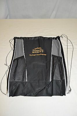 Jack Daniels Tennessee Honey Drawstring Backpack