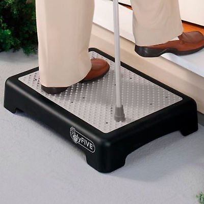 Hyfive Outdoor Half Step Anti Slip Step For Disabled & Elderly Step Up Aid