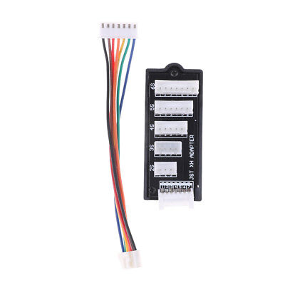 JST-XH Balance Board 2S 3S 4S 5S 6S LiPo Battery Charger Charging Adapter RC UK