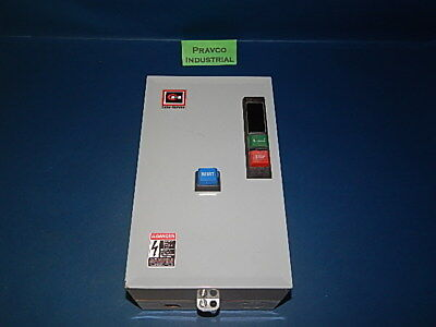 Cutler-Hammer AN16GN0 Series B1 Motor Starter Size 2 with ECN0521CBA Enclosure