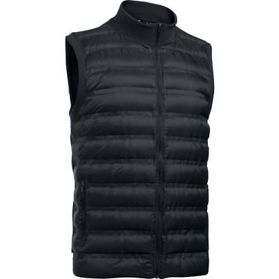 59% Off Under Armour Mens Ua Coldgear Insulated Hybrid Vest Thermal Golf Gilet