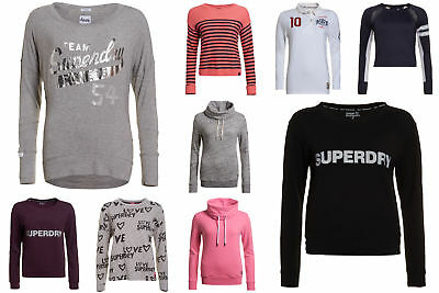 New Womens Superdry Factory Seconds Tops Selection 1 0603